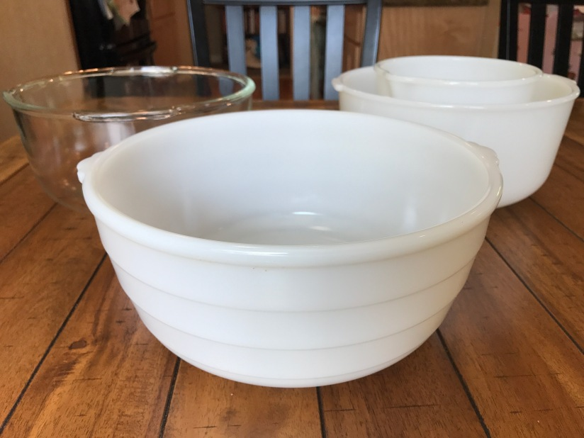 Thrifted Find: GE Beehive MixingBowl