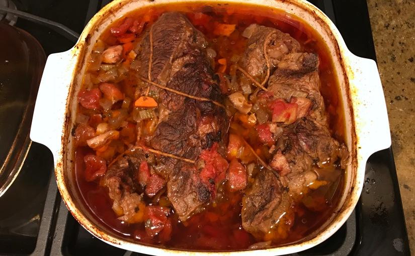 Fool-Proof Beef Pot Roast with Bacon andMushrooms