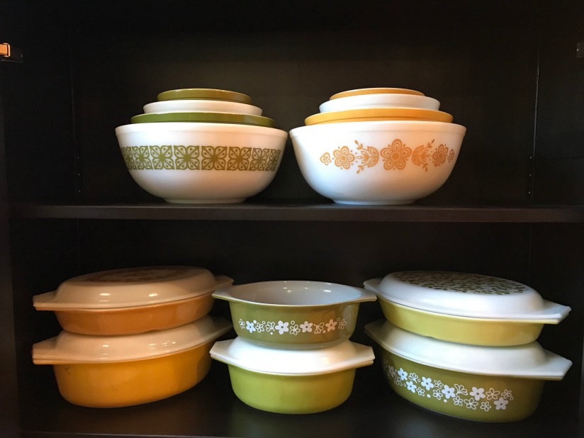 Best Pyrex Stacking Ideas