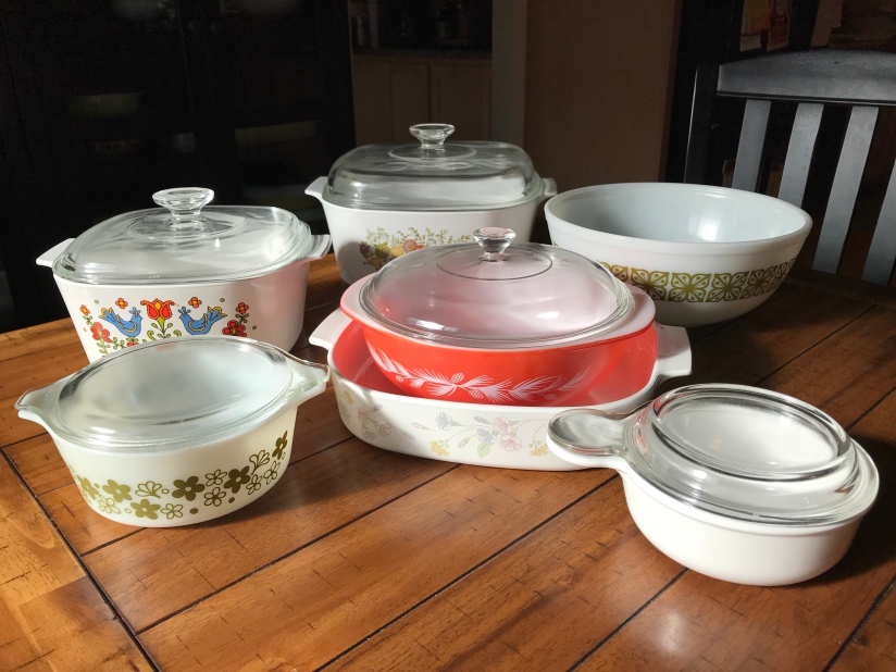 7 Must-Have Pyrex and Corning WareDishes