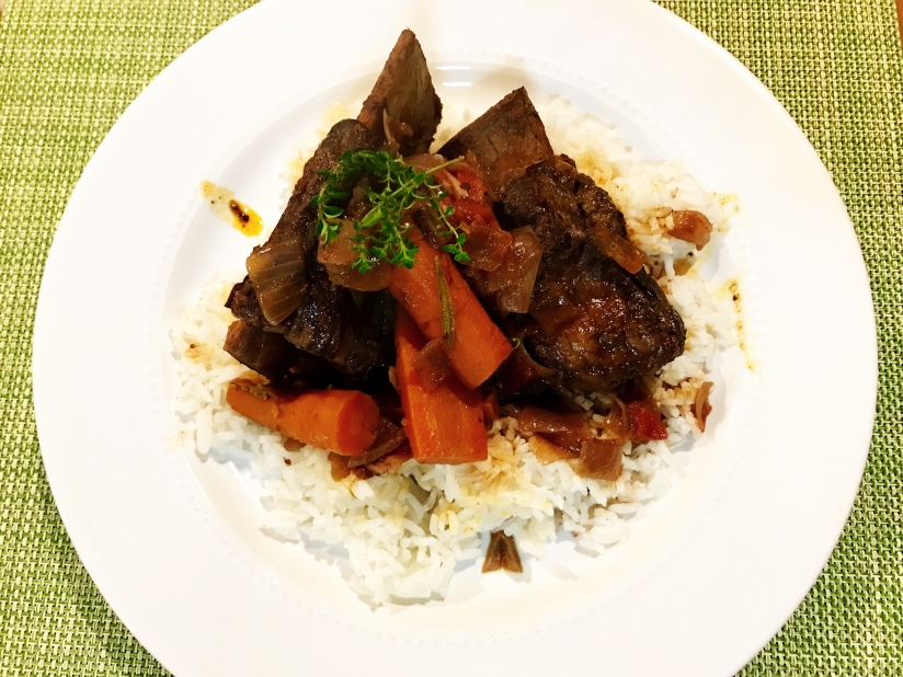 Smoked Paprika Braised Beef Short Ribs