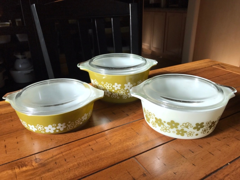 Thrifted Find: Pyrex Bake, Serve & Store Set