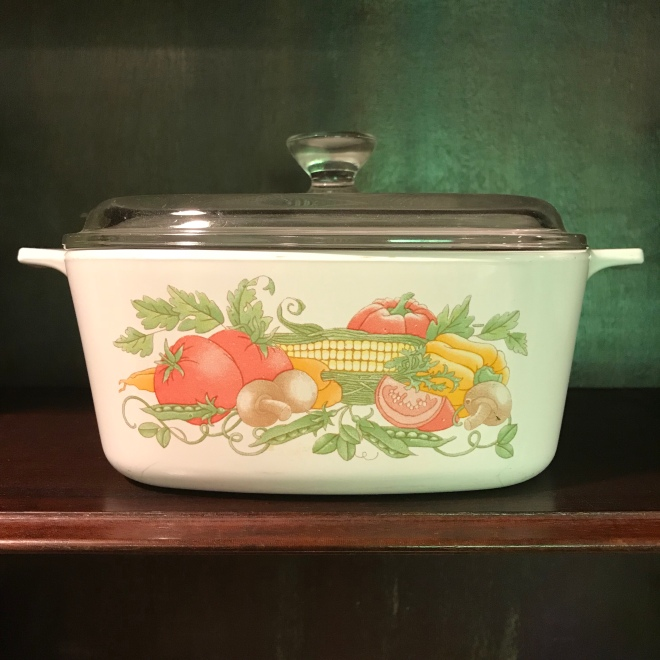 Collecting And Cooking With Pyrex