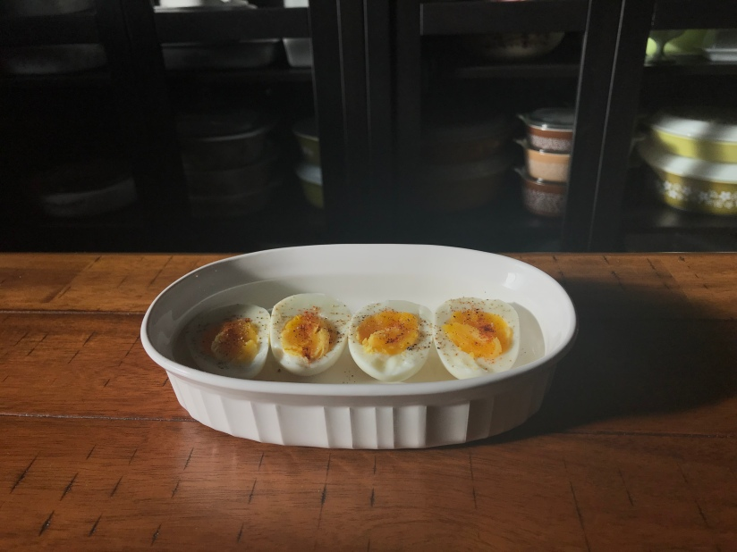 7 Steps to Perfect Hard-Boiled Eggs